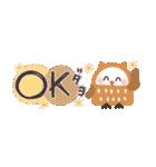 ✳︎北欧✳︎小鳥の毎日スタンプ✳︎(個別スタンプ:2)