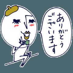 [LINEスタンプ] mottoのcoolなスタンプ3☆大人