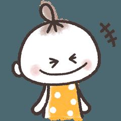 [LINEスタンプ] ♡めいちゃんのLINEスタンプの日♡