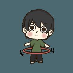 [LINEスタンプ] 成木のスタンプ