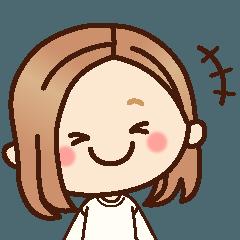 [LINEスタンプ] LINE×大人女子の日常【公認コラボ】