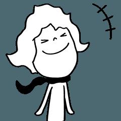 [LINEスタンプ] 定番風☆トロリさん