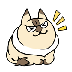 [LINEスタンプ] 少年猫ぷちの可愛くもふてぶてしい姿