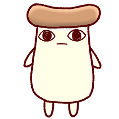 [LINEスタンプ] 目リンギの日常スタンプ